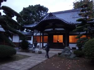 木造太田道灌坐像が安置されていた、稲付城(跡)10