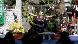 神田明神「だいこく祭~四條流包丁儀式~」21