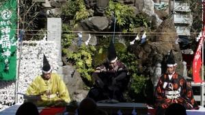 神田明神「だいこく祭~四條流包丁儀式~」22