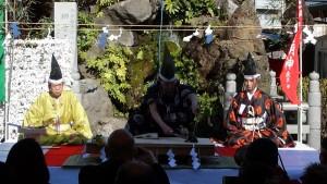 神田明神「だいこく祭~四條流包丁儀式~」23