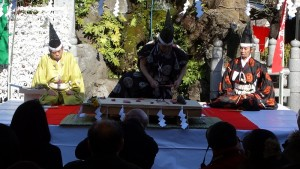神田明神「だいこく祭~四條流包丁儀式~」3