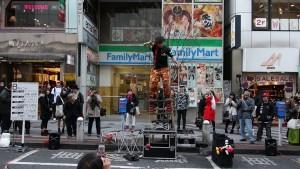 「ヘブンアーティスト IN 渋谷」18