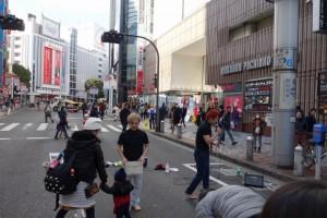 「ヘブンアーティスト IN 渋谷」20