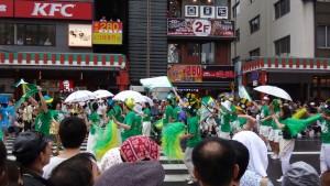 第34回浅草サンバカーニバル(2)