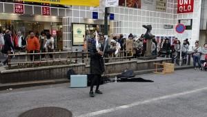 「ヘブンアーティスト IN 渋谷」2