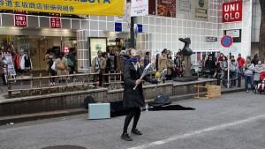 「ヘブンアーティスト IN 渋谷」3