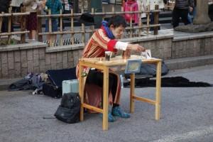 「ヘブンアーティスト IN 渋谷」4