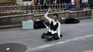 「ヘブンアーティスト IN 渋谷」5