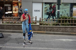 「ヘブンアーティスト IN 渋谷」6