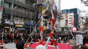 「ヘブンアーティスト IN 渋谷」7