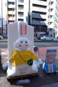 「第15回 神田小川町雪だるまフェア」6