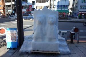 「第15回 神田小川町雪だるまフェア」8