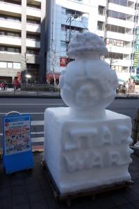 「第15回 神田小川町雪だるまフェア」9