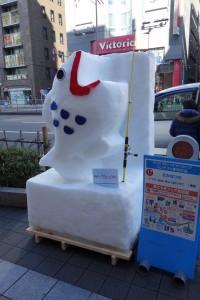 「第15回 神田小川町雪だるまフェア」10