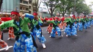 「明治神宮奉納 原宿表参道元氣祭スーパーよさこい2015」(上)(24)