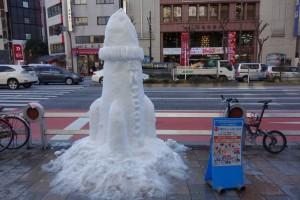 「第15回 神田小川町雪だるまフェア」12