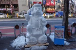 「第15回 神田小川町雪だるまフェア」13
