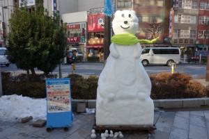 「第15回 神田小川町雪だるまフェア」14