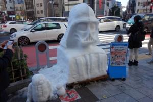 「第15回 神田小川町雪だるまフェア」15