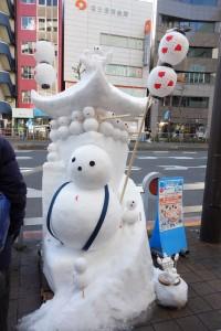 「第15回 神田小川町雪だるまフェア」18