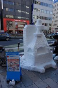 「第15回 神田小川町雪だるまフェア」20