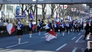 「建国記念の日 奉祝パレード」(上)13