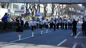 「建国記念の日 奉祝パレード」(上)17
