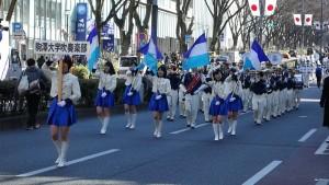 「建国記念の日 奉祝パレード」(上)21