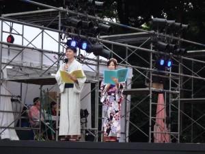 「明治神宮奉納 原宿表参道元氣祭スーパーよさこい2015」(下)(11)