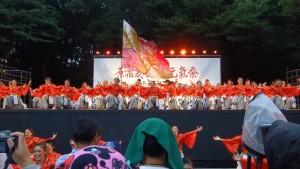 「明治神宮奉納 原宿表参道元氣祭スーパーよさこい2015」(下)(19)