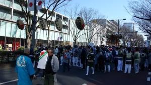 「建国記念の日 奉祝パレード」(下)24