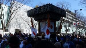 「建国記念の日 奉祝パレード」(下)31