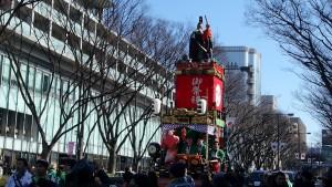 「建国記念の日 奉祝パレード」(下)1