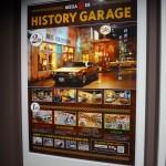 昔の自動車がたくさん「HISTORY GARAGE」