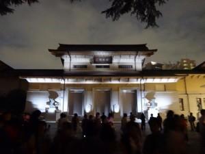 「靖国神社 秋の夜長参拝 みらいとてらす―秋を彩る九段の光―」(下)(3)