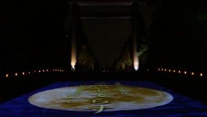 「靖国神社 秋の夜長参拝 みらいとてらす―秋を彩る九段の光―」(上)(22)