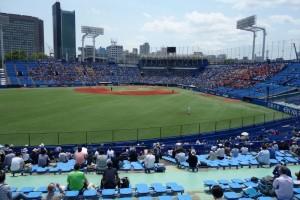 2016春季リーグ戦「東京六大学野球~法政 VS 早稲田~」13