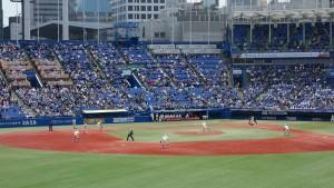 2016春季リーグ戦「東京六大学野球~法政 VS 早稲田~」15