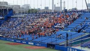 2016春季リーグ戦「東京六大学野球~法政 VS 早稲田~」16