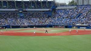 2016春季リーグ戦「東京六大学野球~法政 VS 早稲田~」17