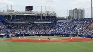 2016春季リーグ戦「東京六大学野球~法政 VS 早稲田~」1