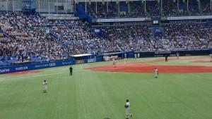 2016春季リーグ戦「東京六大学野球~法政 VS 早稲田~」2