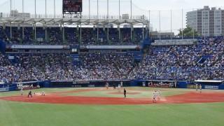 大学野球の雰囲気もいい感じで楽しめた、2016春季リーグ戦「東京六大学野球~法政 VS 早稲田~」