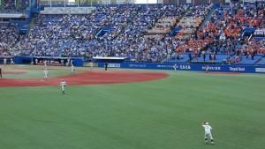 2016春季リーグ戦「東京六大学野球~法政 VS 早稲田~」5