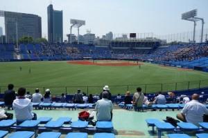 2016春季リーグ戦「東京六大学野球~慶応 VS 東京~」3