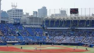 2016春季リーグ戦「東京六大学野球~慶応 VS 東京~」4