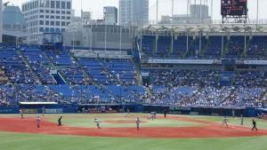 2016春季リーグ戦「東京六大学野球~慶応 VS 東京~」6