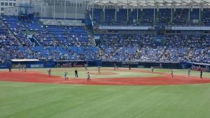 2016春季リーグ戦「東京六大学野球~慶応 VS 東京~」8