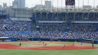 東京大学の後半の反撃はちょっと盛り上がりました、2016春季リーグ戦「東京六大学野球~慶応 VS 東京~」