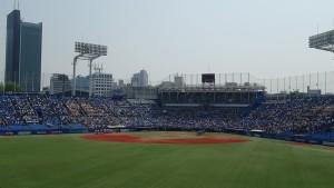 2016春季リーグ戦「東京六大学野球~慶応 VS 東京~」16